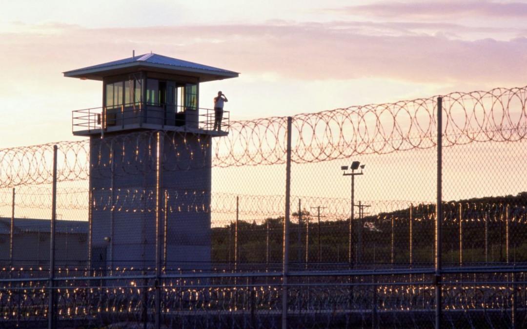 DOJ to end use of private prisons. Prison stocks plummets